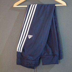 Blue Adidas Sweats